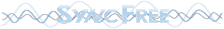 Logo of Syncfree